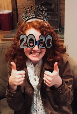 New Year's Eve - Laura Pic